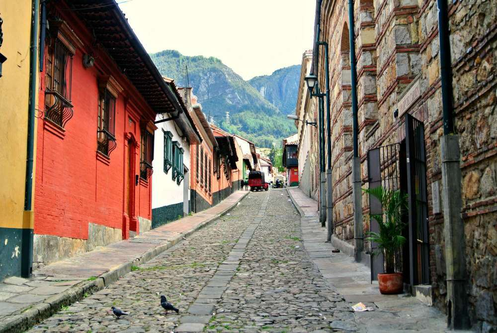 Tourist destinations in Colombia