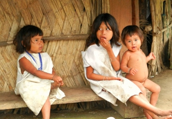 Indigenous tribes of Colombia