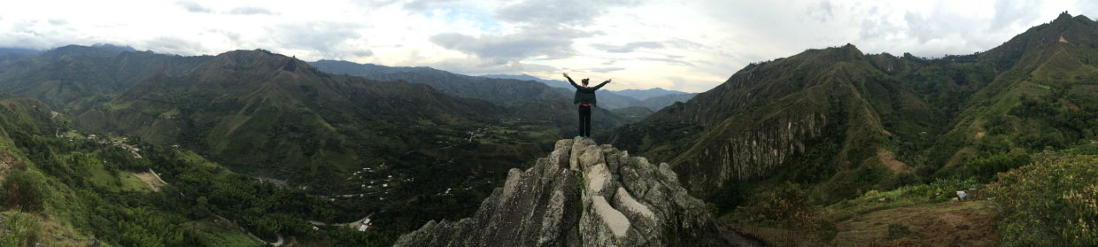 Best hikes in Colombia